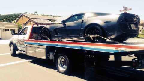 Exotic Car Towing Contra Costa County